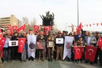 15 TEMMUZ DARBE GİRİŞİMİ - Emekli Özel Harekatçılardan Afrin'deki Mehmetçiğe Destek