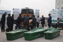 YEŞILKENT - Feci Kazada Ölen 9 Kişinin Cenazeleri Gaziantep'e Getirildi