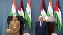 MAHMUD ABBAS - 'Filistinliler İki Devletli Çözüm Müzakerelerine Bağlı'