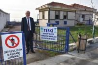 MURSALLı - Genel Müdür Başa TESKİ'nin Şarköy Yatırım Ve Tesislerini İnceledi