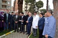 HIZMET İŞ SENDIKASı - Hastane Çalışanlarından Zeytin Dalı Harekatı Şehitleri İçin Lokma Hayrı