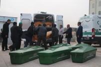 YEŞILKENT - Kahramanmaraş'taki Feci Kazada Ölen 9 Kişinin Cenazeleri Gaziantep'e Getirildi
