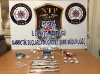 ALÜMİNYUM FOLYO - Kayseri'de Uyuşturucu Operasyonu