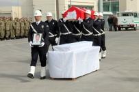 Kazada Şehit Düşen Polis Memuru Memleketine Uğurlandı