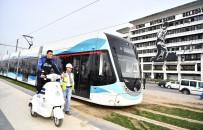 TEST SÜRÜŞÜ - Konak'ta Tramvay Heyecanı