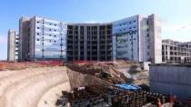 KEMOTERAPI - Konya Şehir Hastanesi Hızla Yükseliyor