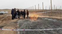 MEHMET CAN - Kuyu Sondajından 'Gaz' Çıktı