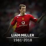 MANCHESTER - Manchester United'ın Eski Futbolcusu Miller Hayatını Kaybetti