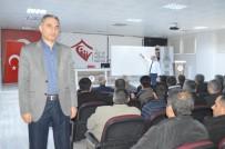 KALIFIYE - Mardin'de 320 Toplu Taşıma Şoförünün Eğitimleri Tamamladı