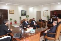 ŞENOL TURAN - Milletvekili Deligözden, Oltu İslâm Şûra Devleti Müzesine Tam Destek