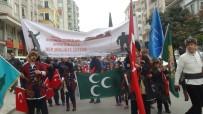 OKÇULAR - Okçulardan Afrin Harekatı'na Tam Destek