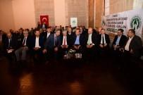 SEYFETTİN YILMAZ - Orman Mühendisleri Genel Kurulu'nda Başkan Sözlü'den 'Türklük' Vurgusu