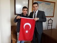 KAYALı - Afrin'de Yaralanan Asker Konuştu Açıklaması 'En Son Tepeyi Alana Kadar Geri Dönmek Yok'