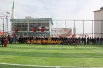 FOLKLOR GÖSTERİSİ - Pasur Belediyespor Sosyal Tesisleri Hizmete Girdi