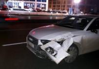 BALCı - Samsun'da Trafik Kazası Açıklaması 1 Ölü