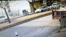 BUHARA - Sivas'ta Kapkaç Anı Güvenlik Kamerasında