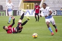 ALPER ULUSOY - Spor Toto Süper Lig Açıklaması Gençlerbirliği Açıklaması 0 - Trabzonspor Açıklaması 0 (İlk Yarı)