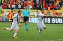 SABRİ SARIOĞLU - Spor Toto Süper Lig Açıklaması Göztepe Açıklaması 3 - Osmanlıspor Açıklaması 3 (Maç Sonucu)