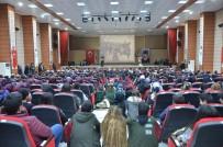 ERZİNCAN VALİSİ - Tarihçi-Yazar Talha Uğurluel'den Öğrencilere 'Mehmetçik' Konulu Konferans