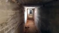 Teröristlerin Kullandığı Tüneller Ele Geçirildi