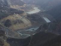 TOPLUMSAL OLAYLAR - Topçam Baraj Gölü Kurudu