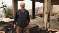 Trabzon'da Evi Yanan Vatandaşın İtfaiye İsyanı