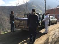 ALI ÇAKıR - Trabzon'da Şarbon Paniği Sürüyor