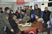 TÜRK SAĞLıK SEN - Türk Sağlık Sen'den Mehmetçiğe Destek