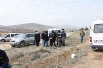 ÇUKURAMBAR - Vergi Dairesindeki Patlamayla İlgili Suriyeli Kadın Gözaltına Alındı