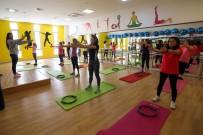 YOGA - Yenimahalleli Kadınlar Pilatesle Form Tutuyor
