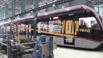YERLİ TRAMVAY - Yerli Ve Milli Tramvayla 127 Milyon Lira Tasarruf Sağlandı