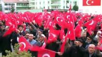 Yozgat'ta Zeytin Dalı Harekatı'na Destek Mitingi