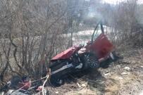 ABANT - Abant Tabiat Parkı Yolunda Trafik Kazası Açıklaması 11 Yaralı