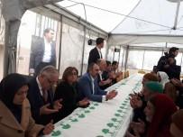 ADALET BAKANI - Adalet Bakanı Gül'den Feci Kazada Ölen Ailenin Yakınlarına Ziyaret