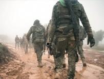 ÖZEL KUVVETLER - Afrin'de 380 kişilik terörist grup kıstırıldı