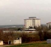 Afrin'deki PYD Mevzileri Roketatarlarla Vuruluyor