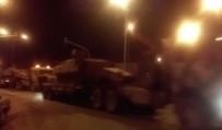 ZIRHLI ARAÇ - Afrin'e Askeri Sevkıyat Sürüyor