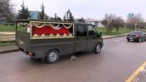 CENAZE ARACI - Afrin Şehidinin Cenazesi İstanbul'da