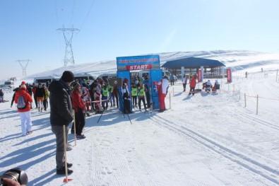 Ağrı'da 250 Öğrenci Kayaklı Koşu Ve Ayak Yarışmalarında Yarışacak
