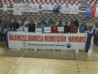 BADMINTON - Ağrı'da Sporculardan Mehmetçiğe Anlamlı Destek