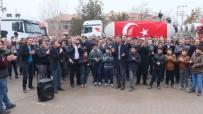 YENIKENT - Aksaray'dan Mehmetçiğe 100 Ton Süt Bağışı
