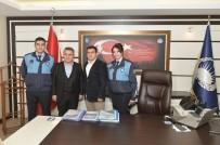 DEVİR TESLİM - Ankara Zabıtası'nda Görev Değişikliği