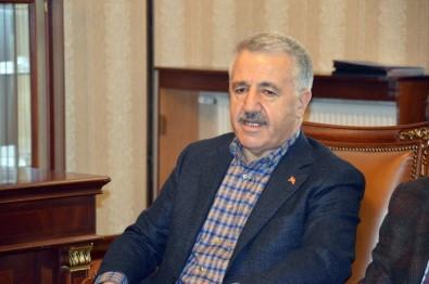 Bakan Arslan Açıklaması 'Terörle Birlikte Hareket Edenlerin Sonu Bataklıktır'