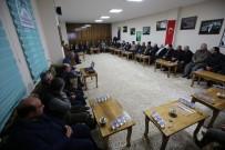 BELEDİYE MECLİS ÜYESİ - Başkan Ekinci Esnaf Odaları Temsilcileriyle Buluştu