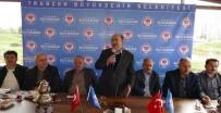 SEYFULLAH - Başkan Gümrükçüoğlu, Hafta Sonu Belediye Çalışanları İle Bir Arada