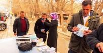 MEME KANSERİ - Bayburt'ta 'Dünya Kanser Günü' Etkinliği Kapsamında Stant Açıldı