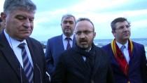 Bülent Turan Ayvacık'ta Liman Sahasında İnceleme Yaptı