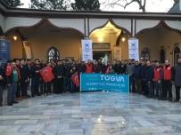SABAH NAMAZı - Bursalı Gençler 'Zeytindalı Harekatı'na Dualarla Destek Oldu