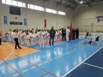 KARATE - Çanakkale'de Okullar Arası Karate İl Şampiyonası Ve Anadolu Yıldızları Ligi Seçmeleri