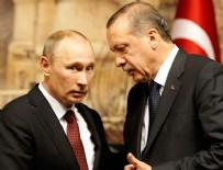 VLADIMIR PUTIN - Cumhurbaşkanı Erdoğan'dan Putin'e taziye mesajı